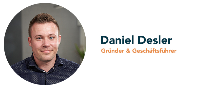 CheckmyNext Gründer Daniel Desler