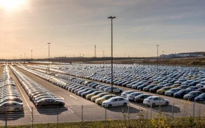Der Lockdown und der deutsche Automarkt